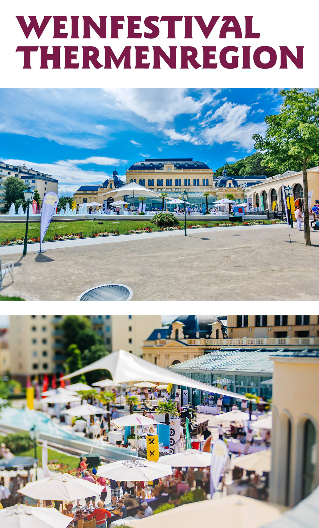 Weinfestival Collage Fotocredit David Faber